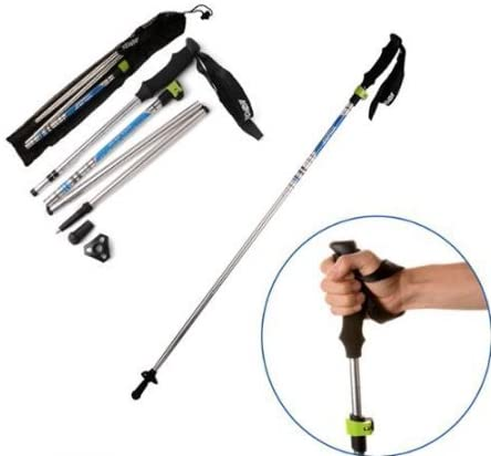 AGPtek Folding Carbon Fiber Trekking Pole Review