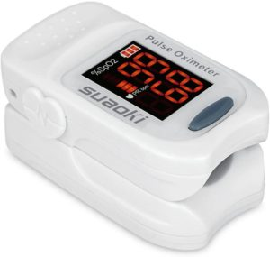 Suaoki Finger Pulse Oximeter Review