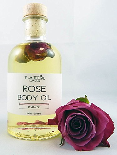 Laila London Organic Rose Bath And Body Gift Set Review