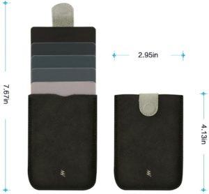 BestFire Ultra Lightweight Thin Unisex Card Case Wallet Review