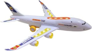 ToyZe Bump And Go Action Boeing 747