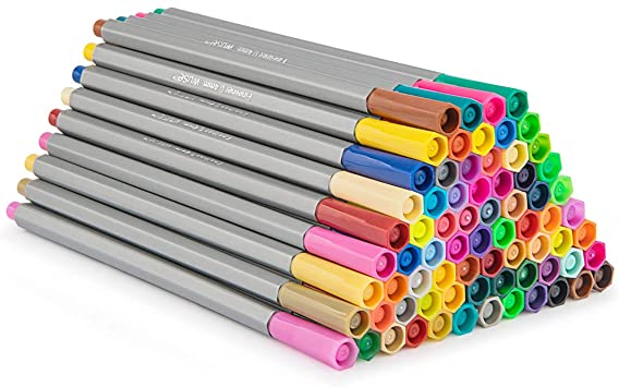 Taotree 72 Pack Of Coloring Pencils Review