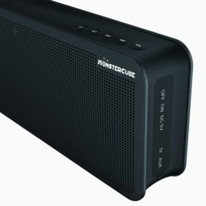Monstercube Flyer Portable Bluetooth Speaker Review