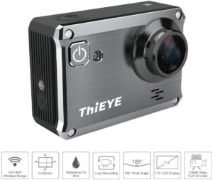Thieye I30 WiFi Mini Action Camera Review