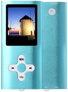 Btopllc 16GB Portable MP4/MP3 Player Review