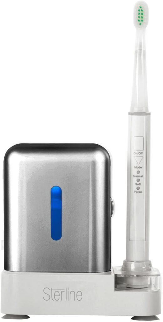 Sterline Sonic Pulse Rechargeable Toothbrush Review
