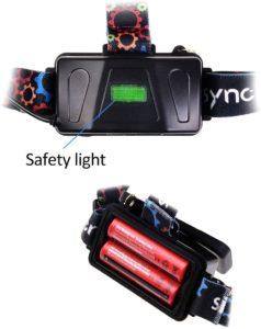 Siensync 5000 Lumens Headlamp Review