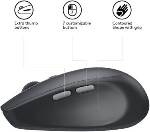 Logitech M590 Silent Wireless Mouse Review