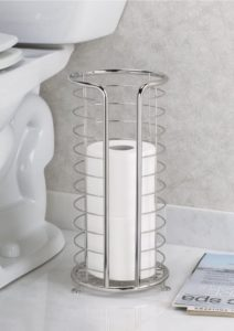 Mdesign Toilet Roll Stand