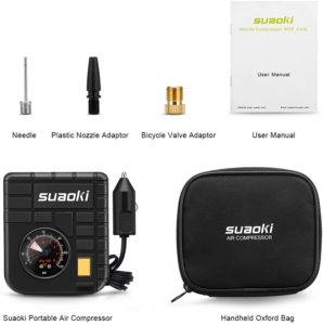 Suaoki Mini Portable 12V
