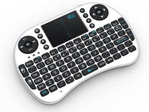 Rii I8 Mini Wireless Keyboard With Touchpad Review