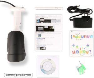 DBPOWER 720P 1.0 Megapixel IP Security Camera