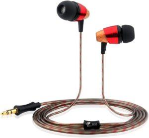 SoundPEATS B20 Wood In Ear Earphones Review