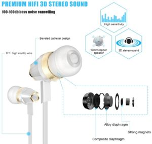 Hoco M4 Portable Wired Earphones Review