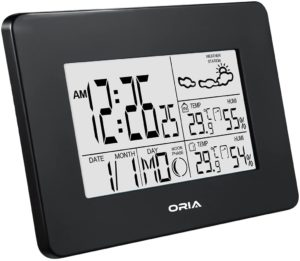 Oria Wireless Weather Station