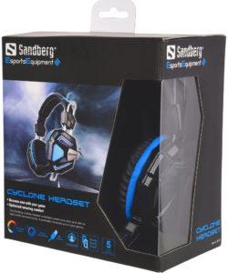 Sandberg EsportsEquipment Cyclone Headset Review
