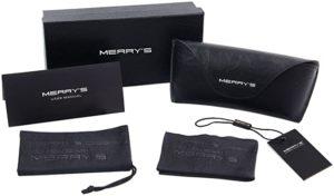 Merry's Men's Aviator Sunglasses Review