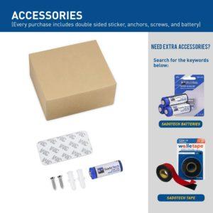VicTsing Remote Wireless Doorbell Kit