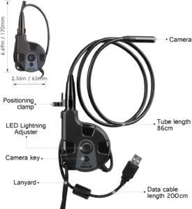 Jetery HD USB Inspection