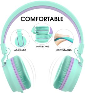 Ailihen I35 Folding Headphones Review