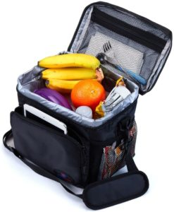 Ramaka Solutions Large Insulated Lunch Bag