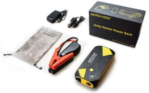 Auto Vox Car Jump Starter Review