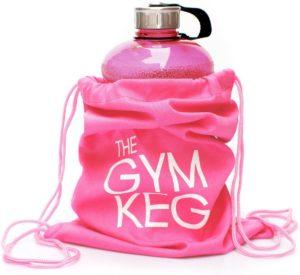 Gym Keg 2.2 Litre Water Bottle