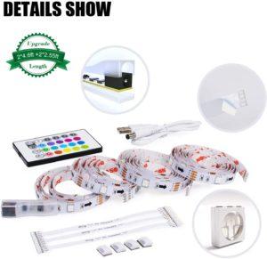 Pangton Villa RGB TV Backlight Kit Review
