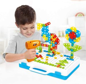 Reechin 180 Pieces Toy Building Set