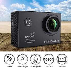 DBPOWER EX5000 WiFi Review