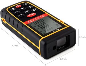 Jetery Laser Distance Measure Review