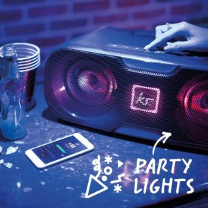 Kitsound Slam XL Party Speaker Review