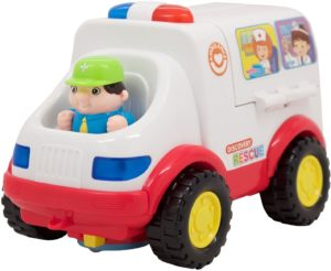 Wishtime Toy Ambulance Rescue Toy Review