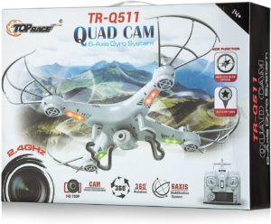 Toprace TRQ511 Quad Copter Drone