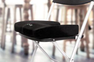 Cush Comfort Non-Slip Memory Foam Seat Cushion