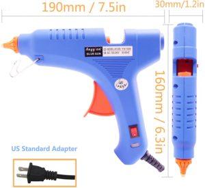 Anyyion 100 Watt Hot Glue Gun Review