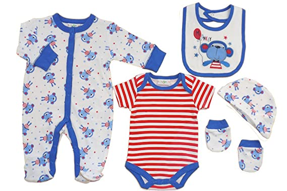 Lily And Jack Newborn Baby Grow Gift Set Review