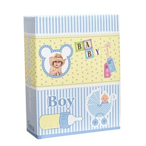 Arpan Baby Boy Blue Memo Slip In Photo Album Review