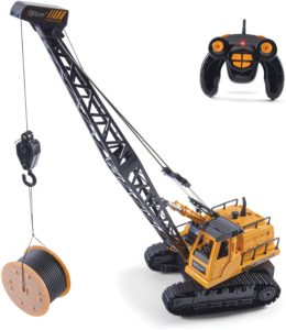 Top Race 12 Channel Remote Control Crane Review
