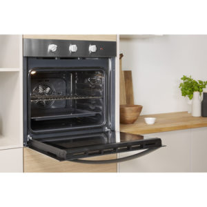 Indesit Aria DFW 5530 IX Electric Oven Review
