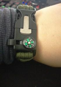 Ten Point Survival Bracelet Review