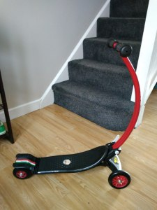 Ancheer Kids Surfing Kick Scooter Review
