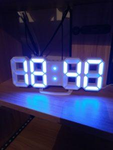 Evilto Number Style Alarm