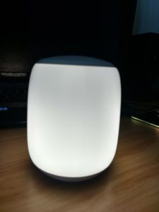 Runsil Q5 Bluetooth Speaker Lamp Review