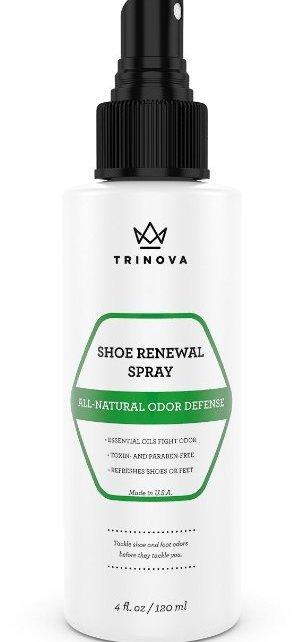 Trinova Natural Shoe Deodoriser Review